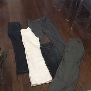 5 Pairs of pants/jeans